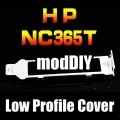 HP NC365T 593722-B21 593743-001 593720-001 Low Profile Expansion Slot Cover