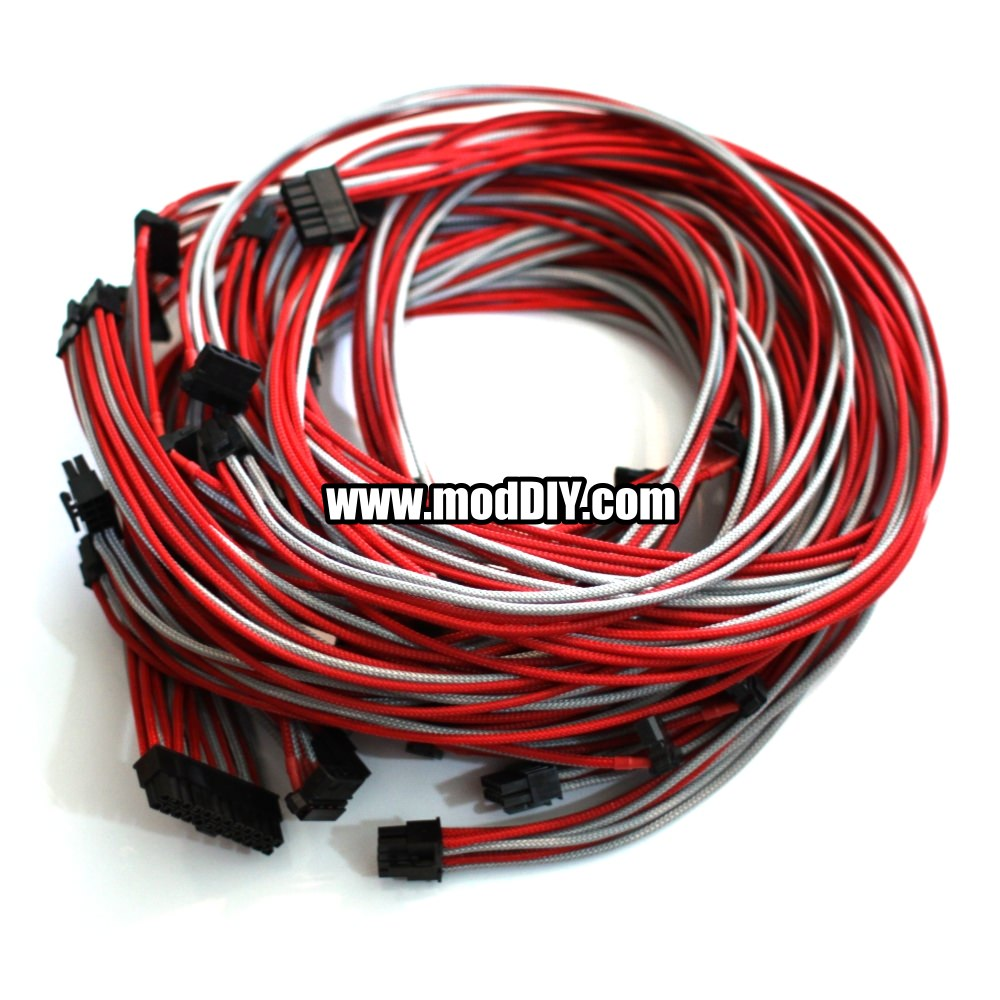 Custom Cables Pc Power Cord Wiring Get Free Image About Diagram Single