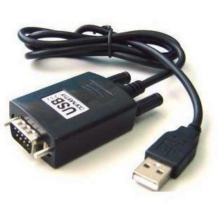 USB to COM RS232 DB9 9-Pin Converter (100cm)