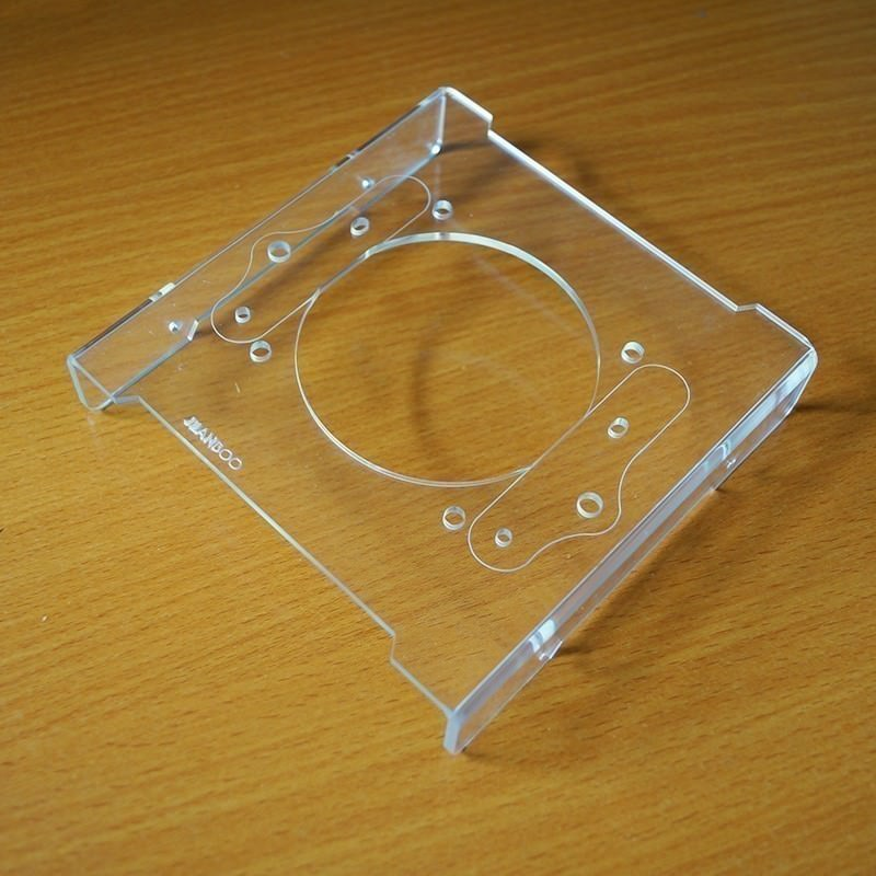 Hdd 3 5 to bay adapter acrylic mounting kit for Kit da 3 bay