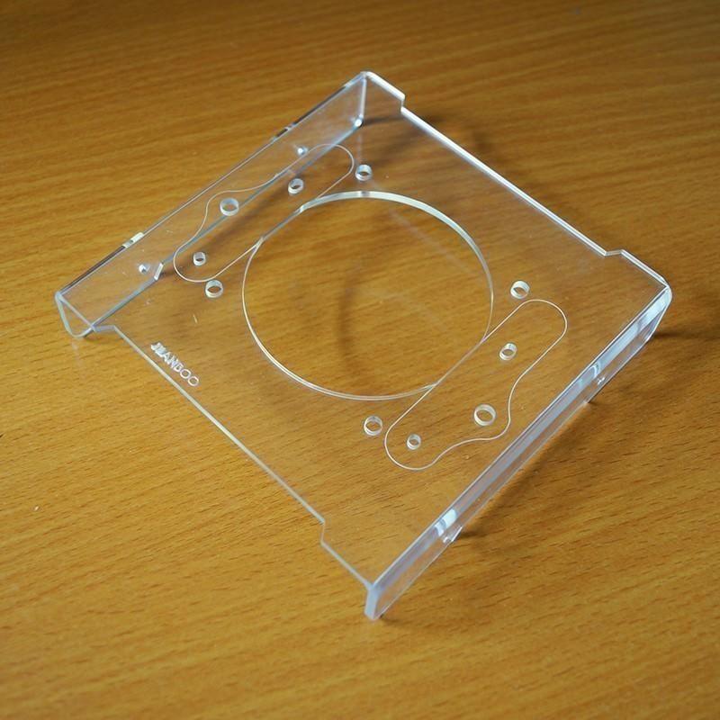 Hdd 3 5 To 5 25 Bay Adapter Acrylic Mounting Kit Moddiy Com