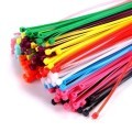 High Quality 150mm x 3mm Multi-Color Tie Wraps (20 Pack)