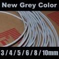 modDIY Grey Heatshrink (3mm to 10mm)