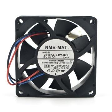 NMB-MAT 7025 70mm 3-Pin Fan (2810KL-04W-B79)