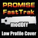 Promise SuperTrak TX8650 Low Profile Expansion Slot Cover
