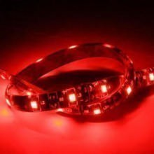 Marstorm 35 LED Flexible Strips 30cm - Red