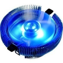 90mm LED Ultra Silent Fan Pressure Solid Tech (All Platform Sockets)