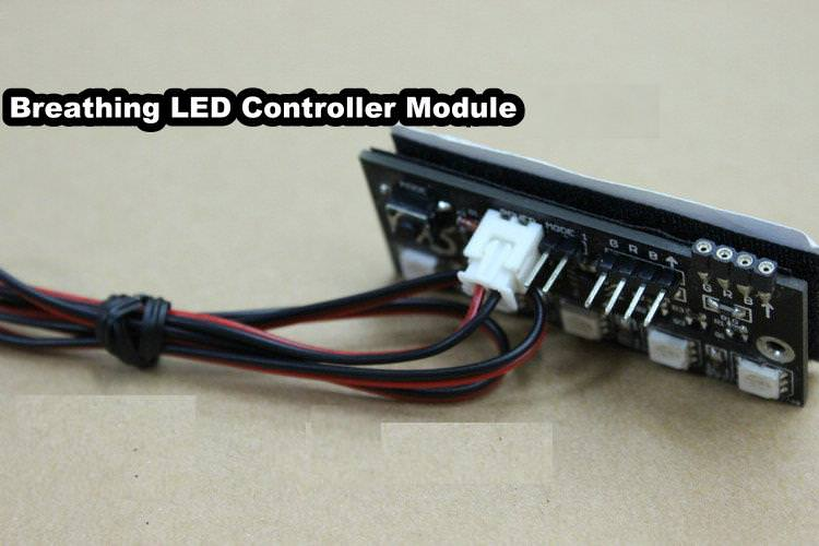 Sunbeam Breathing Led Controller Module 7 Colors