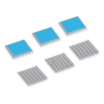 3M 8810 Thermally Conductive Adhesive 2mm Ultra-Thin Heatsink (6 Pack)