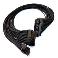 Corsair SF Series Premium Single Sleeved 24-Pin Modular Cable (Black)