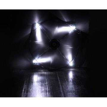 BitFenix Spectre 200mm Black Tinted White LED Fan