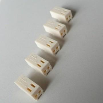 2-Pin Female Fan Connector 2510 - White