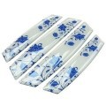 Car Door Edge Guards Anti-collision Scratch Protection Strip Bumpers (Flower)