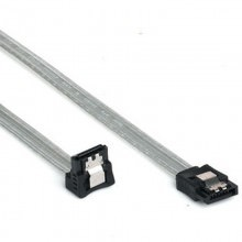 SATA III 6Gbps High Speed Cable with Latch (60cm)