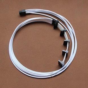 Antec Modular PSU Single Sleeved 5 x SATA Integrated Cable