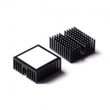 Aavid Thermalloy Premium Black Heat Sink (23mm x 23mm x 10mm)